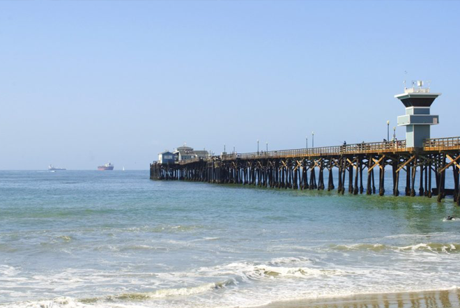 sea walkway